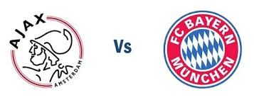ajax vs bayern munih